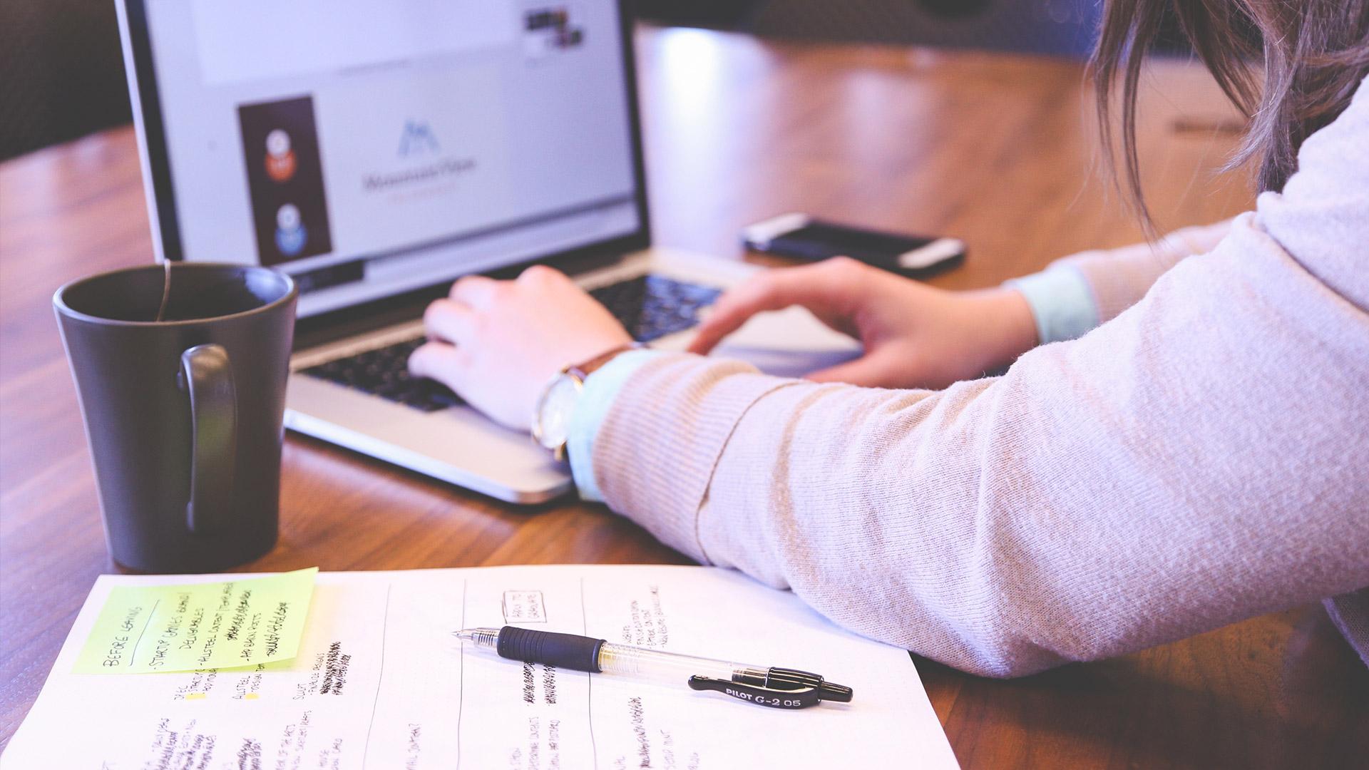 Blog-Inhalt wo bist du?